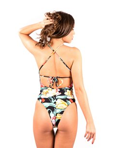 Costum de baie ETERNITY-BLACK
