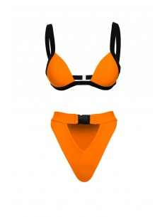 Costum baie RED HOT